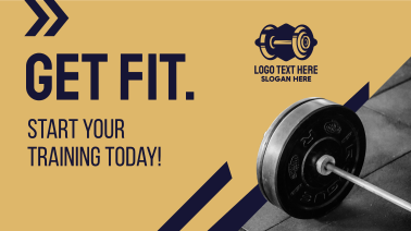 Get Fit Weight Lifting  Facebook event cover