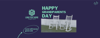 Grandparents Rocking Chair Facebook cover