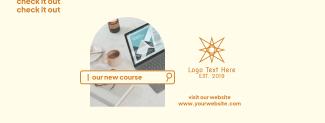 New Course Facebook cover