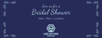 Bridal Shower Facebook cover