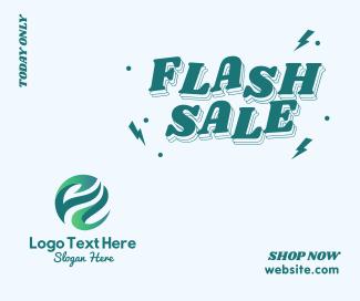 Flash Sale Thunder Facebook post