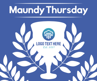 Maundy Thursday Holy Thursday Facebook Post