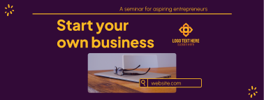 Start Your Business Facebook cover