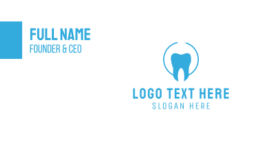 Blue Tooth Business Card