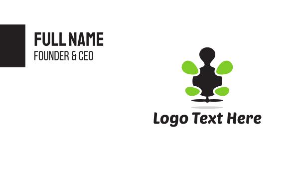 turtle - Flying Turtle Business card horizontal design