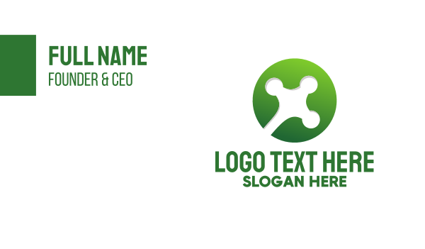 toad - Frog Hand Business card horizontal design