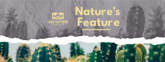 Nature's Feature Facebook cover