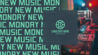 Marble Music Monday Facebook event cover