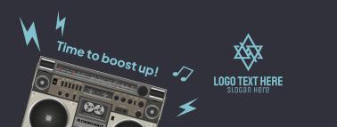 Boost Speaker Facebook cover