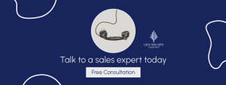 Talk To A Sales Expert Facebook cover