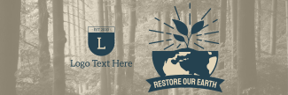 Restore Our Earth Twitter header (cover)