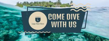 Ocean Dive Facebook cover