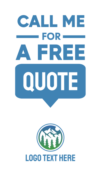 Free Quote Facebook story