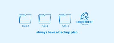 Backup Plan Facebook cover