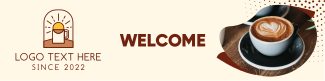 Coffee Cup LinkedIn banner