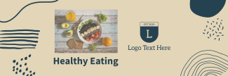Healthy Eating Twitter header (cover)