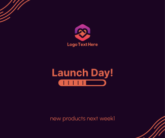 Loading Launch Day Facebook post
