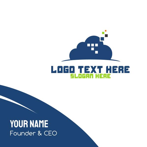 Cloud Pixels Business Card