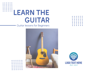 Guitar Class Facebook post