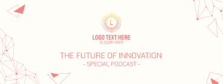 Technology Podcast Facebook cover