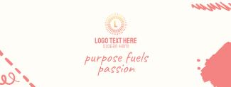 Purpose Facebook cover