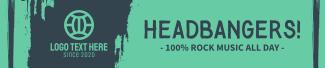 Rock Music SoundCloud banner