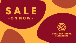 Sale On Now Facebook event cover