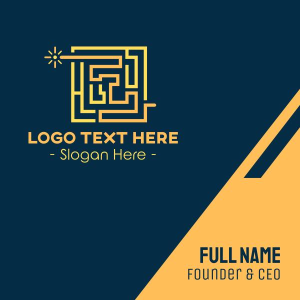 Fuse Maze Business Card
