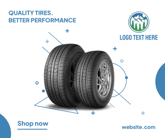 Quality Tires Facebook post