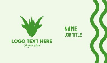 Green Goat Castle  Business Card