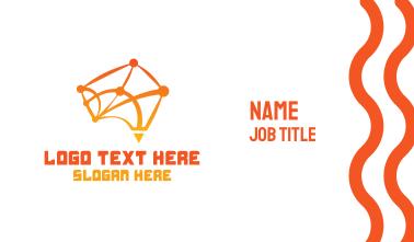 Orange Circuit Australia Business Card