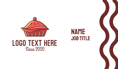 Cherry Pie Business Card
