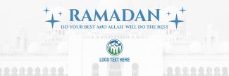 Ramadan Twitter header (cover)