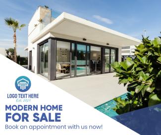 Real Estate Property Facebook post
