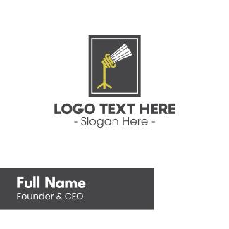 Legal Spotlight Business Card
