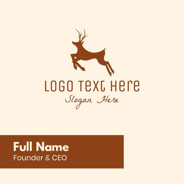 Brown Deer Business Card