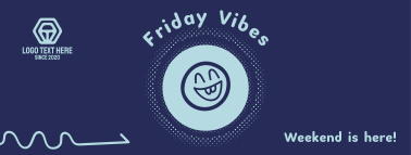 Friday Vibes Facebook cover