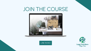 Join The Course Facebook Event Cover