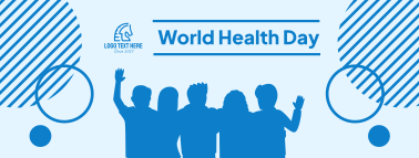 World Health Day Facebook cover