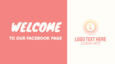 Simple and Generic Facebook event cover