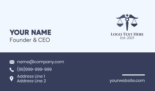 astronomical - Libra Zodiac Scale  Business card horizontal design
