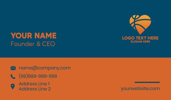 basketball shoes - Basketball Fan Club Business card horizontal design