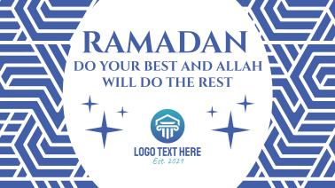 Ramadan Facebook Event Cover