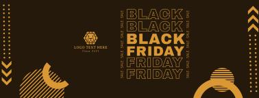 Black Friday Sale 2021 Facebook cover