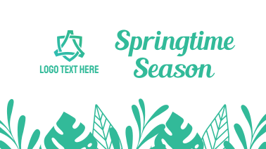 Spring Time Facebook event cover