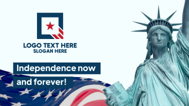 Independence Now Facebook event cover