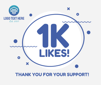 Thank You Likes Facebook post