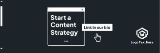 Content Strategy Twitter header (cover)