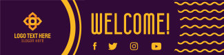Playful Lines Twitch banner