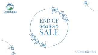 Season Sale Facebook event cover